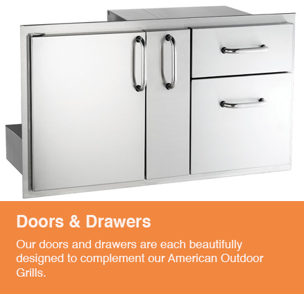 Accessories Page Doors and Drawers