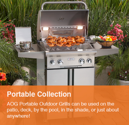 Grills Page Portable